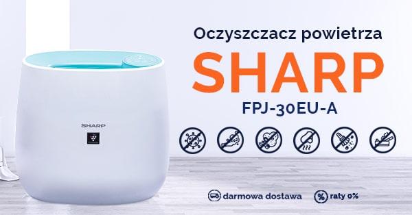 Oczyszczacz Sharp FP-J30EU-A