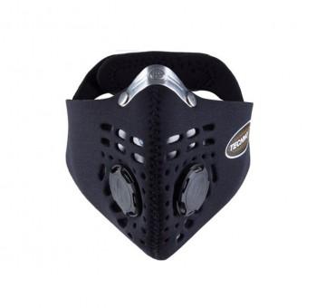 RESPRO Maska antysmogowa TECHNO Black M