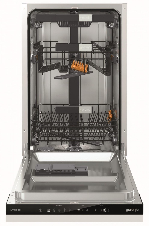 Zmywarki 45cm Z Panelem Zintegrowanym Zmywarka Gorenje Gv56210