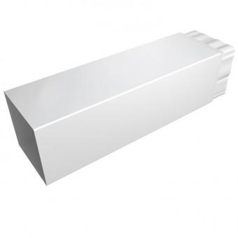 ALVEUS Rura krótka biała 1502045