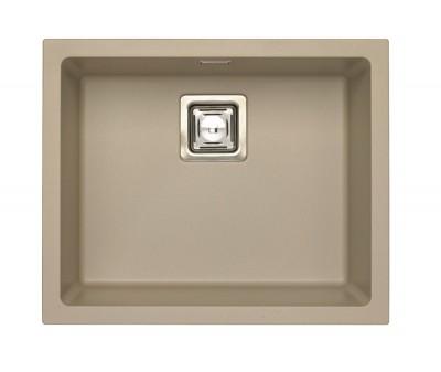 ALVEUS QUADRIX 50 zlewozmywak granitowy pebble 4605002