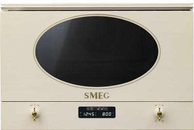 Kuchenka Mikrofalowa Smeg MP822PO - Użyj Kodu