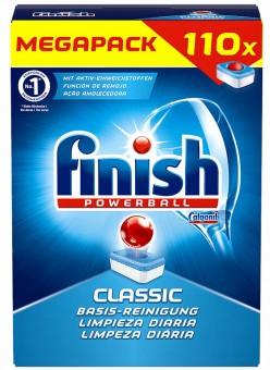 Tabletki Finish Classic 110 sztuk