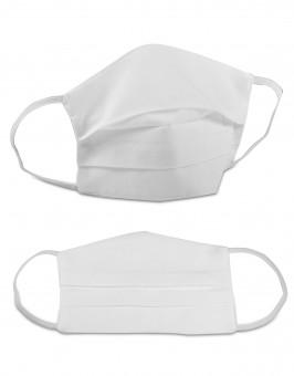Maseczka ochronna bawełniana - zestaw 2 szt (wielokrotnego użytku)