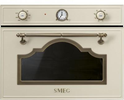 Kuchenka mikrofalowa Smeg SF4750MPO - Użyj Kodu