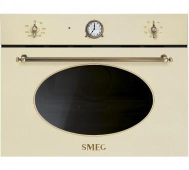 Kuchenka mikrofalowa Smeg SF4800MPO - Użyj Kodu