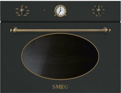 Kuchenka mikrofalowa Smeg SF4800MAO - Użyj Kodu