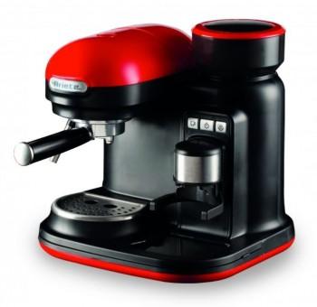 Ariete Ekspres ciśnieniowy Moderna Collection czerwony 1318/00