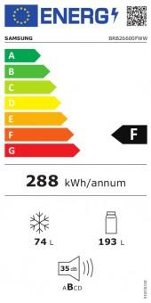 Chłodziarko- zamrażarka Samsung BRB26600FWW