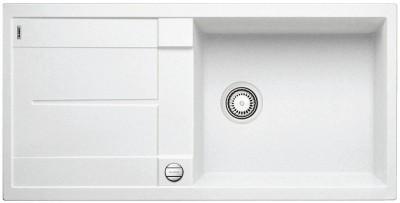 BLANCO Zlew METRA XL 6 S Biały, k.auto. 515280