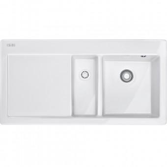 FRANKE Zlew MTK 651-100 Biały Polarny, prawy 124.0379.860 (S) - Użyj Kodu