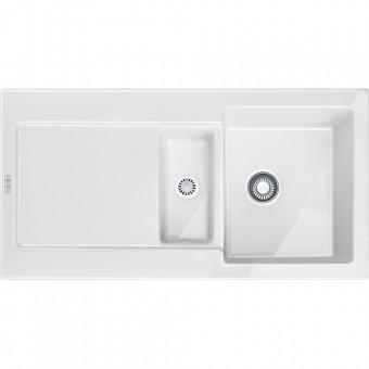 FRANKE Zlewozmywak MRK 651-100 biały polarny 124.0379.966 (S) - Użyj Kodu